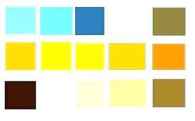 Colourtone Colour Chart Earthy Color Scheme Paintingcanvas Info