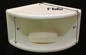 Plastic Corner Shower Shelves Shower Shelf Shampoo Niche Recessed Showering Shelves Niches 31