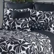 twirl twin xl black and white comforter set dorm room ideas