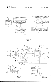 patent us4173961 inductive solid state magneto ignition system patent drawing