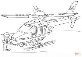 Small Picture Lego Police Helicopter coloring page Free Printable Coloring Pages