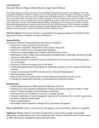 Non Profit Board Of Directors Secretary Job Description And