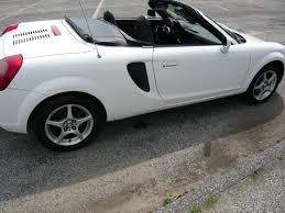 2001 toyota mr2 spyder base convertible 2 door 1 8l mr2 celica supra sports car