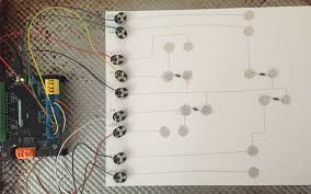 circuit scribe and hummingbird hummingbird robotics kit up to this point you have been placing your paper circuit on a metal surface this won t work well the hummingbird components because you will want