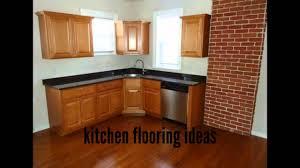 Hardwood Kitchen Flooring Kitchen Flooring Ideas Youtube