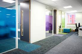 office partitions with doors. We Supply And Install A Wide Range Of Glass Office Partitions Glazing Systems Including Single Double Glazed Partition Products. With Doors