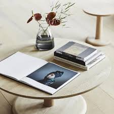 Book Design Side Table Pon Side Table A Little Helper For Your Coffee Table Books