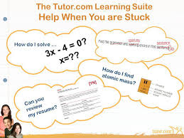 Tutor.com Learning Suite™ - ppt video online download