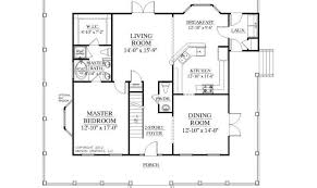 Find small 1 bedroom country cottages, tiny 1br cottage guest homes & more! House Plans Porches One Story Cottage House Plans 171800