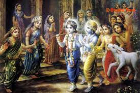 Krishna Bal Leela - Beautiful Bal ...