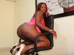 Ebony asses on youjizz