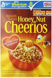 general mills honey nut cheerios 347gm amazon in grocery gourmet foods