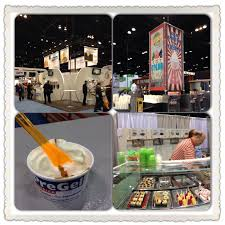 Froyo Vending Machine Cool The International Frozen Yogurt Association NRA Show Recap Frozen
