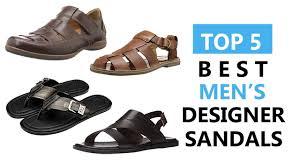 Best Men S Designer Sandals Top 5 Best Mens Designer Sandals Review 2019
