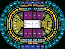 Pepsi Center Seating Chart Nuggets Gold 365 Regarding Denver Nuggets Seating Chart World Of