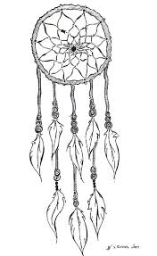 Simple Dream Catcher Tattoos Cute Dreamcatcher Tattoo Template Ideas Example Resume and 58