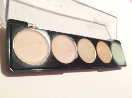 4667 i also picked up the make up for ever 5 camouflage cream concealer palette in no