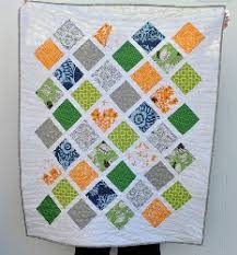 How to Make a Baby Blanket: 10 Unisex Baby Quilt Patterns - Seams ... & Color Pop Lattice Baby Quilt Adamdwight.com
