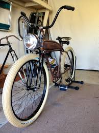 rat rod bicycle springer bike fork built in usa ebay