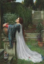 waterhouse painting isabella and the pot of basil by john william waterhouse