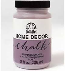 Small Picture FOLKART HOME DECOR CHALK PAINT Supply Craft