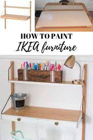 how to paint ikea furniture dressers