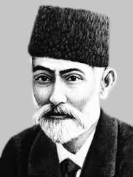Image result for həsən bəy zərdabinin zərdabdakı heykəli