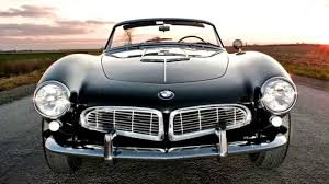 BMW 507 Series II '09 1957–03 1959 - YouTube