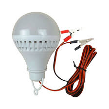 e27 led bulb emergency camping hunting outdoor lamps