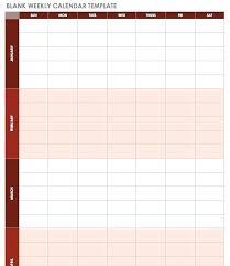 Microsoft Free Calendar Template Word Editable Calendar Template Microsoft 2017 Free