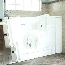 walk in tub and shower combo walk in tub standard combo tub walk tub shower combo walk in tub and shower