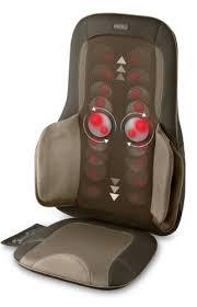 massage chair for car. homedics air compression massage chair for car