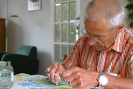 Small Picture The Benefits of Coloring in for the Elderly