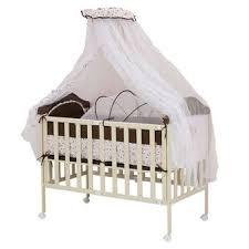 Металлическая <b>кроватка Babyhit SLEEPY Compact</b> с люлькой