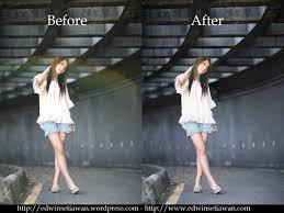 How To Remove Light Streaks In Photoshop Removing Rainbow Flare With Photoshop Just About Photography