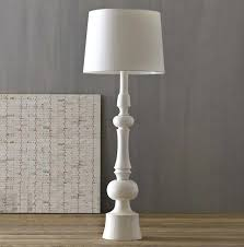 white wood floor lamp white distressed wood floor lamp