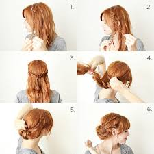 Hairstyle Easy Step By Step 18 Easy Step By Step Tutorials For Perfect Hairstyles Style 8431 by stevesalt.us