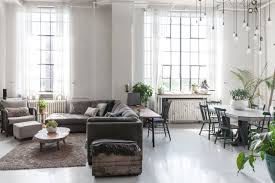 loft furniture toronto. nautical scandinavian style in a bright white toronto loft furniture l