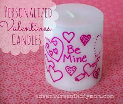 office valentine gifts. Personalized Valentines Candle Office Valentine Gifts
