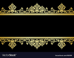 black and gold background images