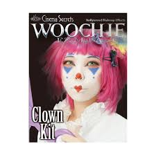 special make kit ezmu013 of the clown crown joker clown clown