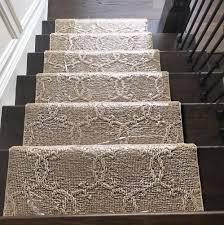 patterned stair carpet. Patterned Stair Carpet Luxury Runner On Dark Hardwood Stairs