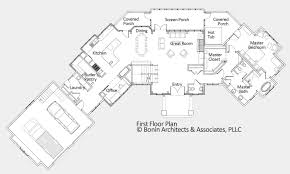 Fashionable Idea Luxury Home Designs And Floor Plans One Story Luxury Floor Plans