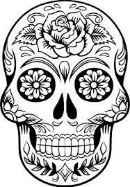 Free svg files are provided for downloading. Free Svg Files Svg Png Dxf Eps Sugar Skull Design