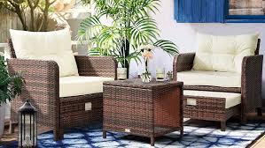 stylish outdoor furniture on