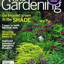 garden magazine. Modren Magazine Fine Gardening Magazine Intended Garden Magazine The Spruce