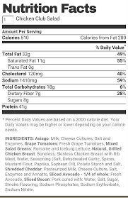 jason s deli nutrition facts