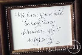 In Memory Quotes For Weddings. QuotesGram via Relatably.com