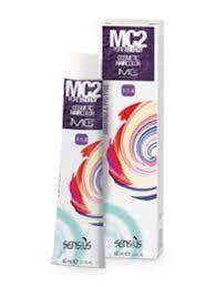 Sensus Hair Colour Chart Mc2 Hair Colour 60ml