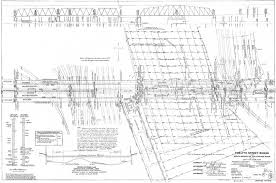 architectural drawings of bridges. The Bridge Shown Above Might Be Celebrating Its 95th Anniversary At Roosevelt Road (formerly 12th Street) Were It Not For World War I. Impressive And Architectural Drawings Of Bridges I